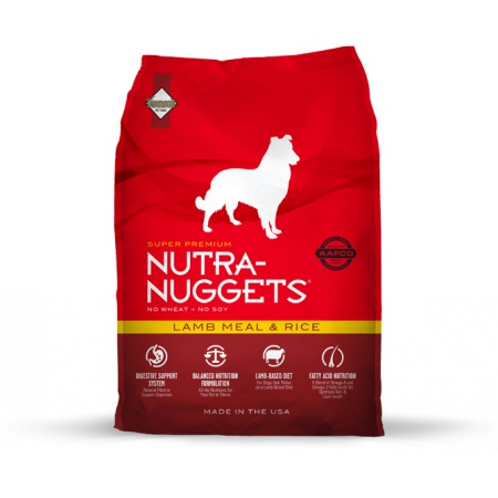 Nutra Nuggets Lamb&Rice 15 kg