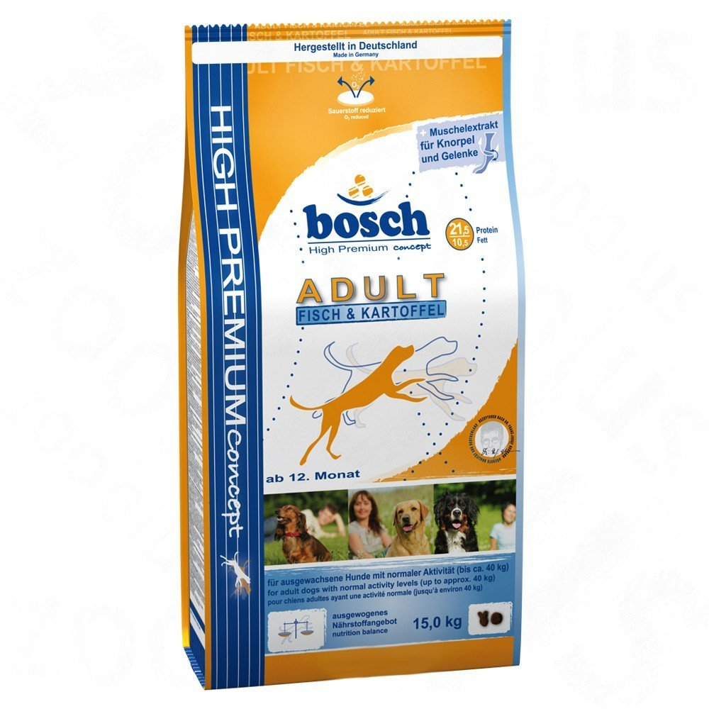 Bosch Dog Adult Fish & Potato 3 kg