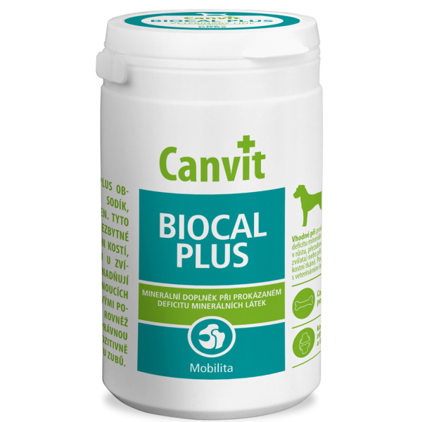 Canvit Biocal Plus 500g