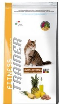 Trainer Cat Fitness Adult Horse Potatoes 2kg