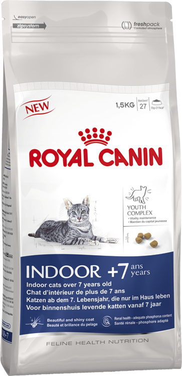 Royal Canin Indoor 7+ 1,5kg