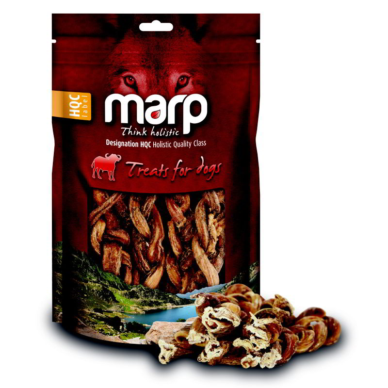 Marp Treats Buffalo Stick Braided 200g