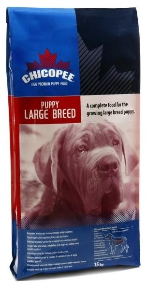 Chicopee Dog Dry Puppy Large Breed 15kg