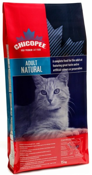 Chicopee Cat Dry Adult Natural 2kg