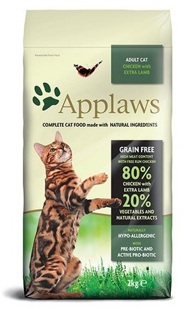 Applaws Cat Adult Chicken&Lamb 7,5kg