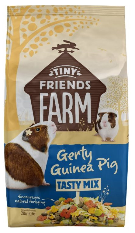 Supreme Tiny Farm Friends Guinea Pig - morče 2,27kg