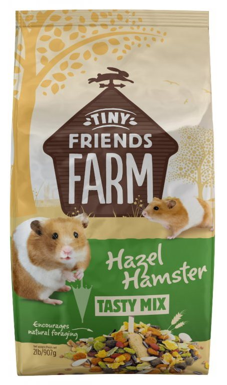 Supreme Tiny Farm Friends Hamster - křeček 907g