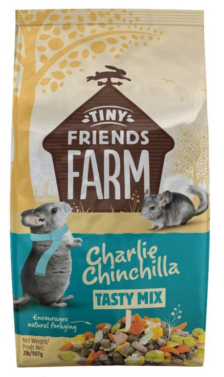 Supreme Tiny Farm Friends Chinchila - činčila 907g