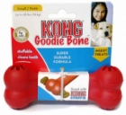Kong Goodie Bone Medium gumová kost 17cm
