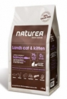 Naturea GF Lands Cat & Kitten 7kg