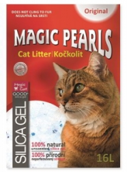 Magic Pearls Original kočkolit 16l