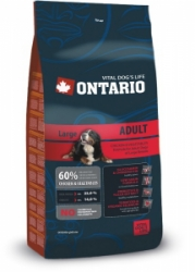 Ontario Adult Large Breed 2,5kg