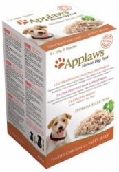 Applaws Dog Jelly Supreme Selection MP kapsička 5x100g