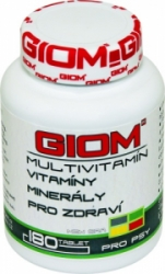 Giom ERA Multivitamin 180 tbl