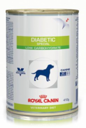 Royal Canin VD Canine Diabetic Special 410g konzerva