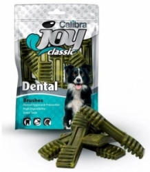 Calibra Joy Dog Classic Dental Brushes 85g