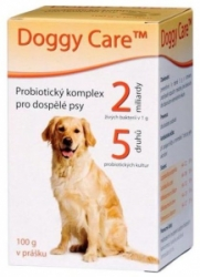 Doggy Care Adult Probiotika 100g