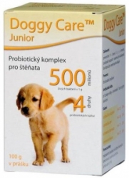Doggy Care Junior Probiotika 100g