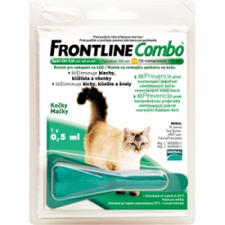 Frontline Combo Spot-on Cats 1x0,5ml
