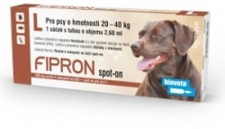 Fipron 268mg Spot-On Dog L sol 1x2,68 ml