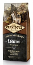 Carnilove Dog Dog Reindeer for Adult 12kg