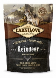 Carnilove Dog Dog Reindeer for Adult 1,5kg