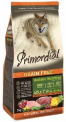 Primordial GF Dog Adult Deer & Turkey 12kg