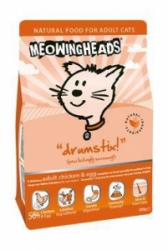 Meowing Heads Drumstix 250g