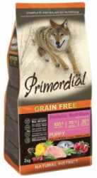Primordial GF Puppy Chicken & Sea Fish 12 kg