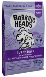 BARKING HEADS Puppy Days 6kg