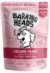 BARKING HEADS Golden Years kapsička 300g