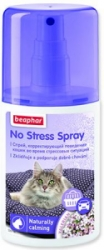 BEAPHAR No Stress Cat zklidňující sprej 125ml