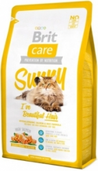 Brit Care Cat Sunny I´ve Beautiful Hair 7kg