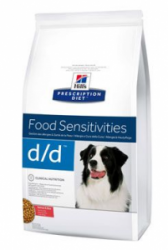 Hill's Canine D/D Dry Salmon&Rice 12kg