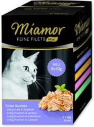 Miamor Feine Auslese Filets Mini multipack 8 x 50 g