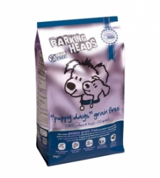 Barking Heads Puppy Days Grain Free 18kg