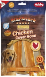 Nobby StarSnack Chicken Cover Bone kosti 136g