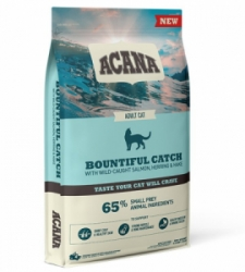 Acana Cat Bountiful Catch 4,5 kg