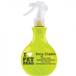 Pet Head Dry Clean suchý šampon 450ml