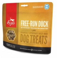ORIJEN TREATS Free-Run Duck pamlsky 92 g
