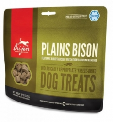 ORIJEN TREATS Plains Bison pamlsky 42,5 g