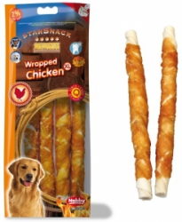 Nobby StarSnack Barbecue Wrapped Chicken XL 25cm / 270 g