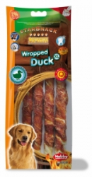 Nobby StarSnack Barbecue Wrapped Duck XL 25cm 253g