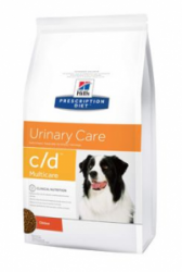 Hill's Canine C/D Dry Multicare 2kg