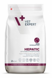 VetExpert VD 4T Hepatic Dog 2kg