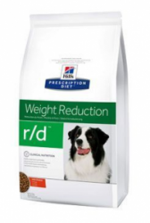 Hill's Canine R/D Dry 4kg