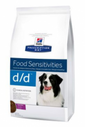 Hill's Canine D/D Dry Duck&Rice 2kg