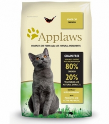 Applaws Cat Senior Chicken 7,5 kg