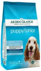 Arden Grange Puppy Junior 2kg