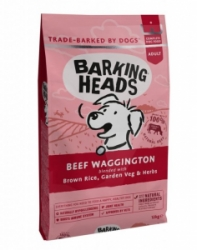 BARKING HEADS Beef Waggington 12kg